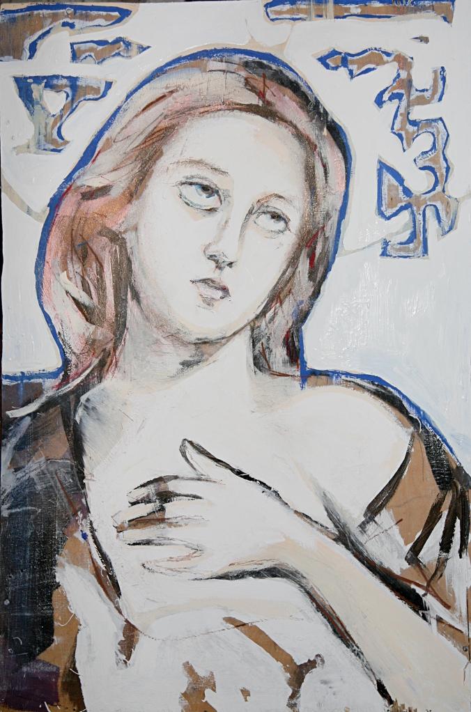 Mary the Virgin serie